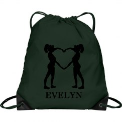 Evelyn cheer bag