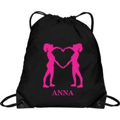 Anna cheer bag