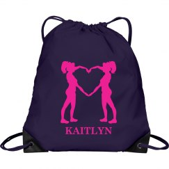 Kaitlyn cheer bag