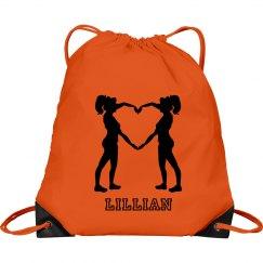 Lillian cheer bag #2
