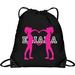 Eliana cheer bag