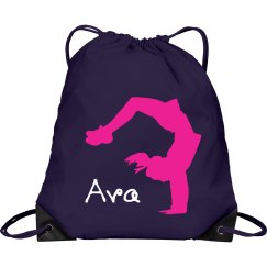 Ava cheerleader bag