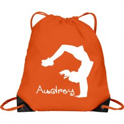 Audrey cheerleader bag