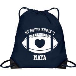 Maya's boyfriend