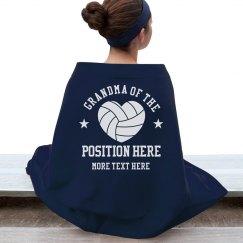 Grandma's Volleyball Blanket