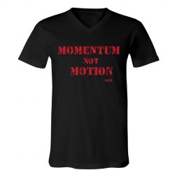 Momentum Not Motion for Men
