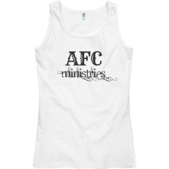 AFC Tank with blk letters