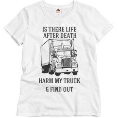 Harm My Truck _2