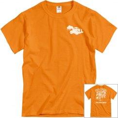 OOAL Mens Orange