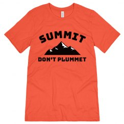 Summit don't plummet