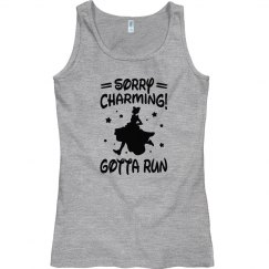 Sorry, gotta run