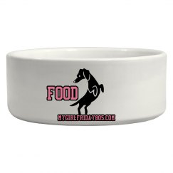 MGF Doggy Love Food Dish