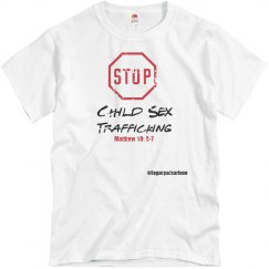 No More Human Trafficking Shirt