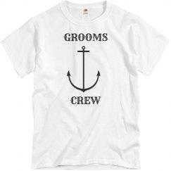 Grooms Crew