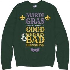 Mardi Gras Whiskey