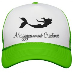 Meaggymermaid cap