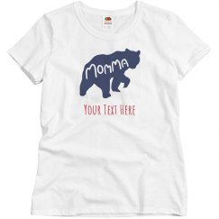 Custom Momma Bear