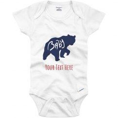 Custom Baby Bear