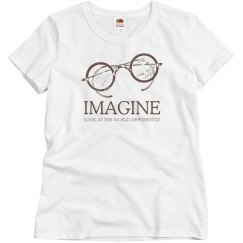 Round Eyeglasses Imagine