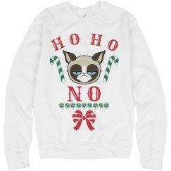 Ho Ho No Xmas Grumpy Cat
