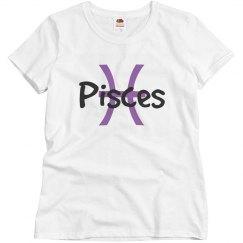 Purple Pisces