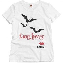 Fang Lover Ladies Tee