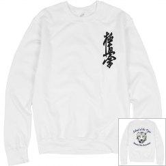 Traditional Crewneck with Kanji and Logo