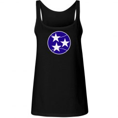 Tennessee Tri Star Tennis Ball Tank