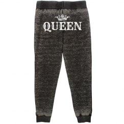 Trendy Queen And Crown