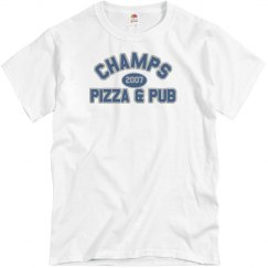 Champs 3 - Grey & Blue
