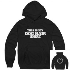 Dog hair shirt