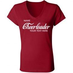 Custom Cheerleader Cola