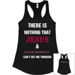 Jesus & Good Workout