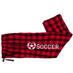 Soccer PJ pants