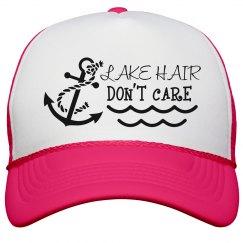 LAKE HAIR DONT CARE