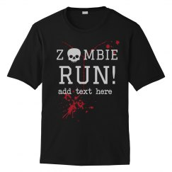 Design a Cool Zombie Run