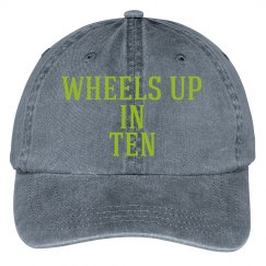 WHEELS UP HAT