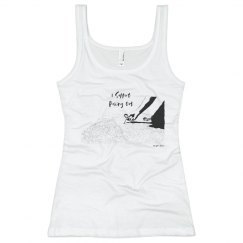 I Support Pulling Out - Junior Fit - 2x1 Ribbed Tank