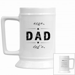 Dad'a Beer Stein 2 Alternative Dictionary
