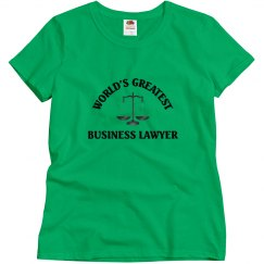 Greatest business lawyer