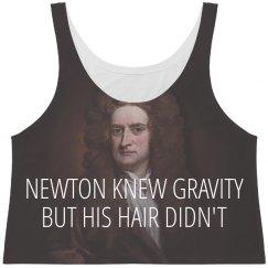 Newton Knew Gravity
