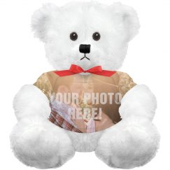 Custom All Over Print Photo Bear