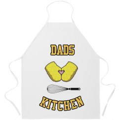 Dads Kitchen Apron