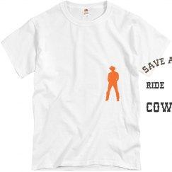 Save Horse Ride Cowboy