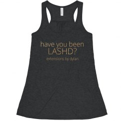 have you been LASHD Misses Flowy Top