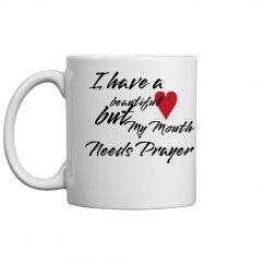 Beautiful Heart Mug