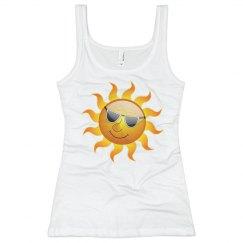 Sun Face Sunglasses