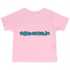 Beautee Jr - Toddler Ruffle Tee