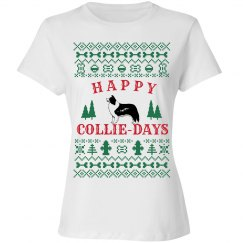 Cute Happy Collie Days