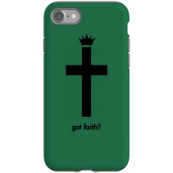 Got Faith Cross Design